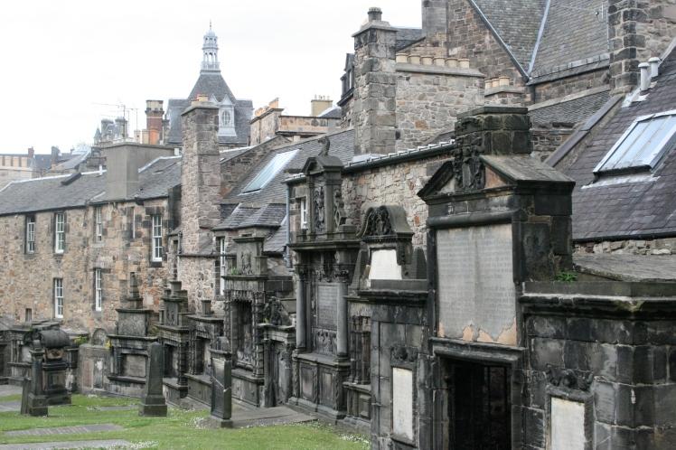 Greyfriar's Kird, Edinburgh, Scotland, Greyfriars Kirkyard, Greyfriars Cemetery, Greyfriars Graveyard