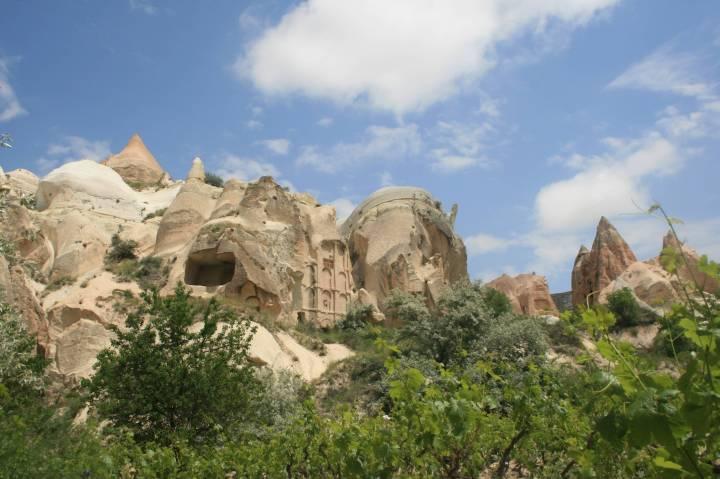 Cappadocia, Turkey, Cappadocia Turkey, Rose Valley, travel photography, travel photos