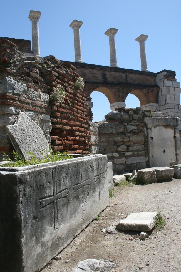 basilica, St. John, Ephesus, Turkey, travel photography, travel photos
