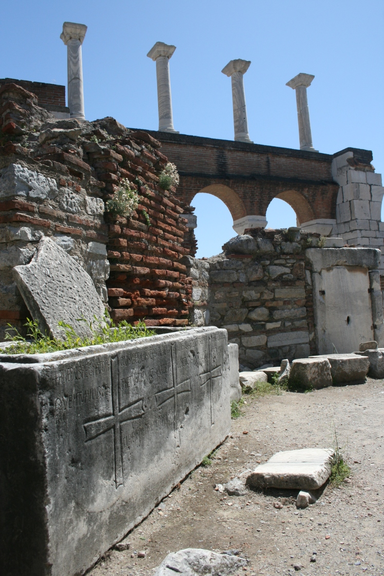 basilica, St. John, Ephesus, Turkey, travel photography, travel photos