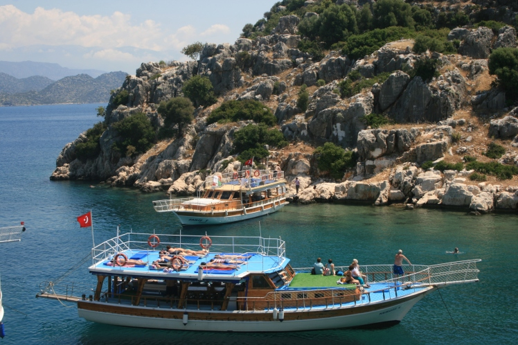 Turquoise Coast, Fethiye