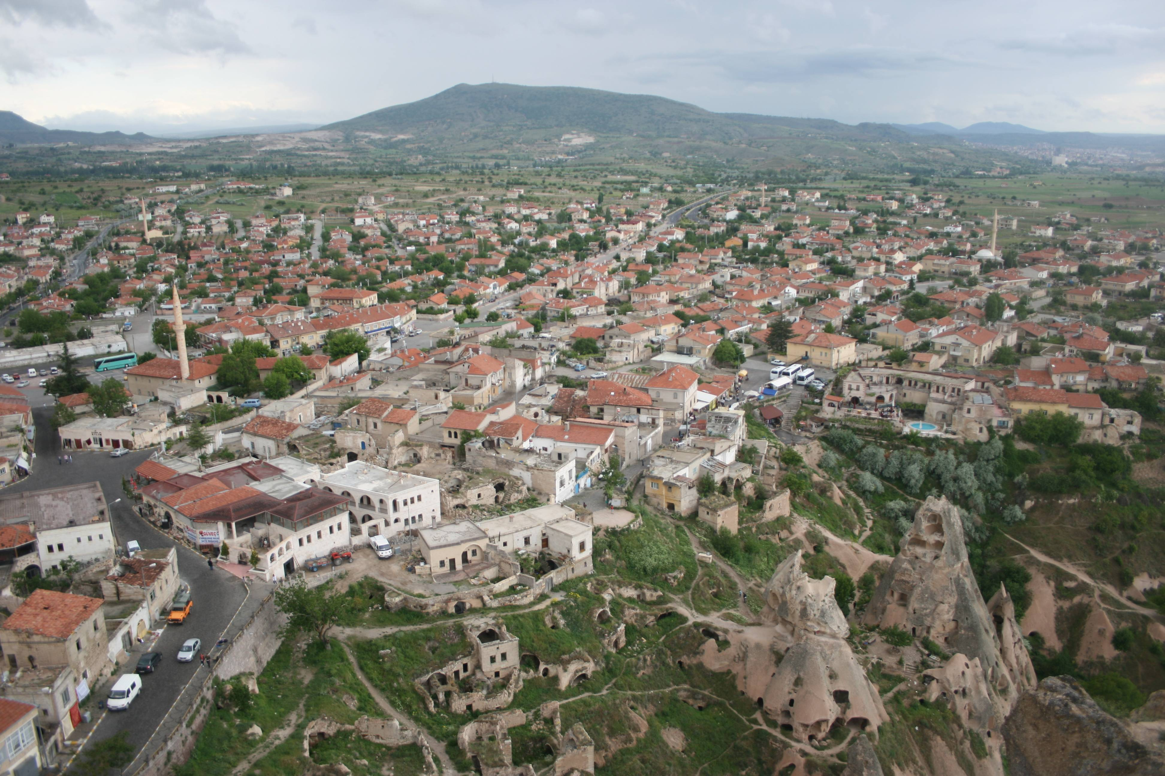 Photo A Day June 3 2012 View From Uchisar Castle Travel Photography Travel Photos