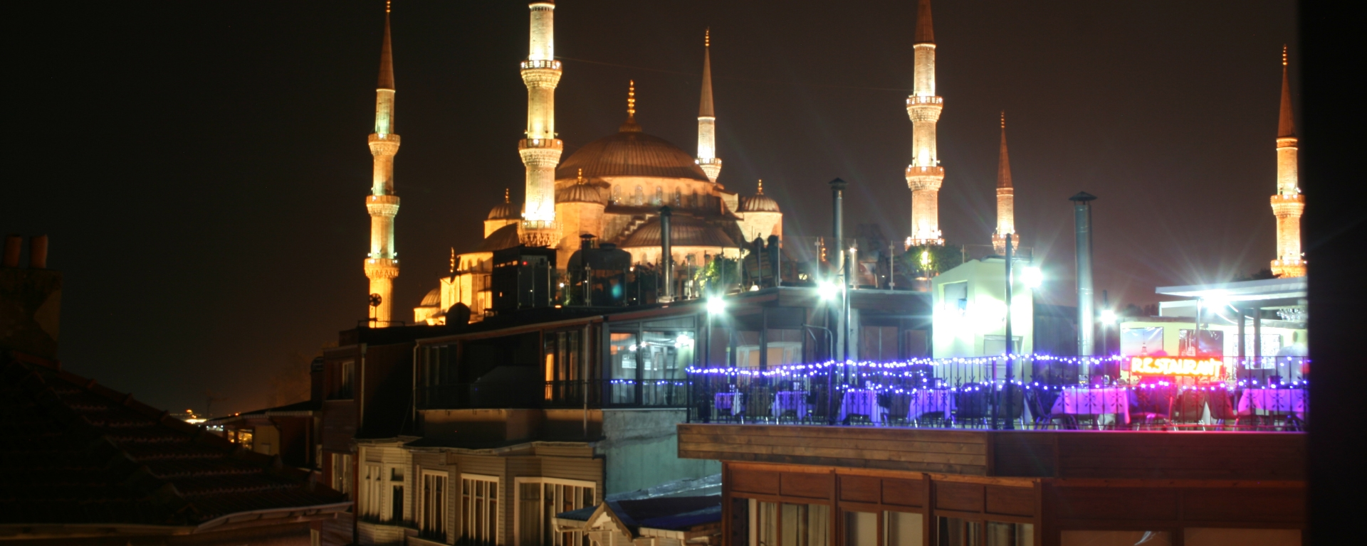 Blue Mosque, Turkey, roof tops, Istanbul, Turkey, night, travel photography, Turkey travel photography