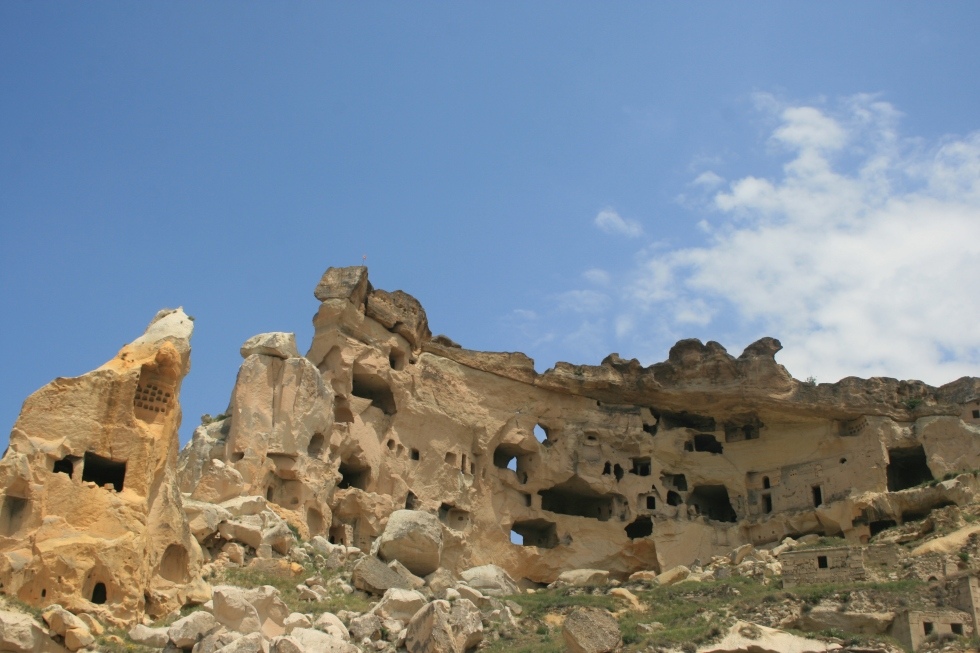Cavusin, Village, Cappadocia, Turkey, photos, photography, travel photos, travel photography