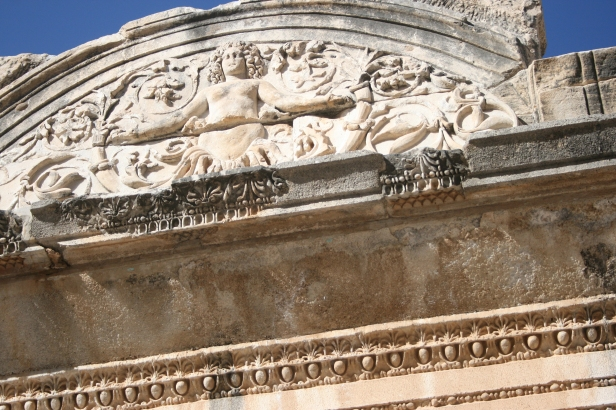 Ephesus Frieze - Ancient City of Ephesus, Ephesus Ruins