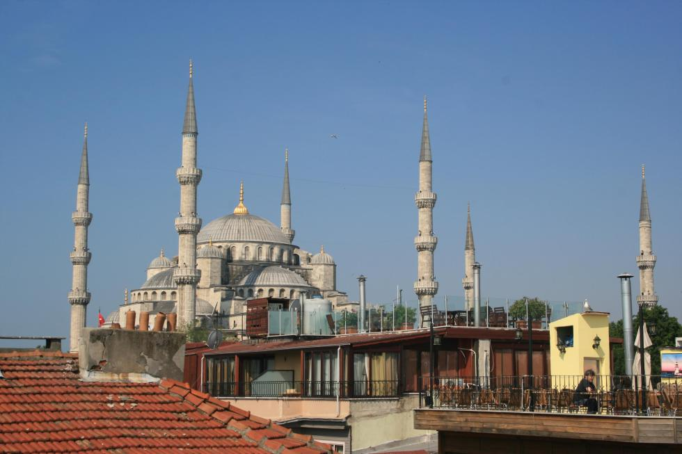 Istanbul Photography, Istanbul Photos, Blue Mosque, Turkey, rooftops, travel, photography