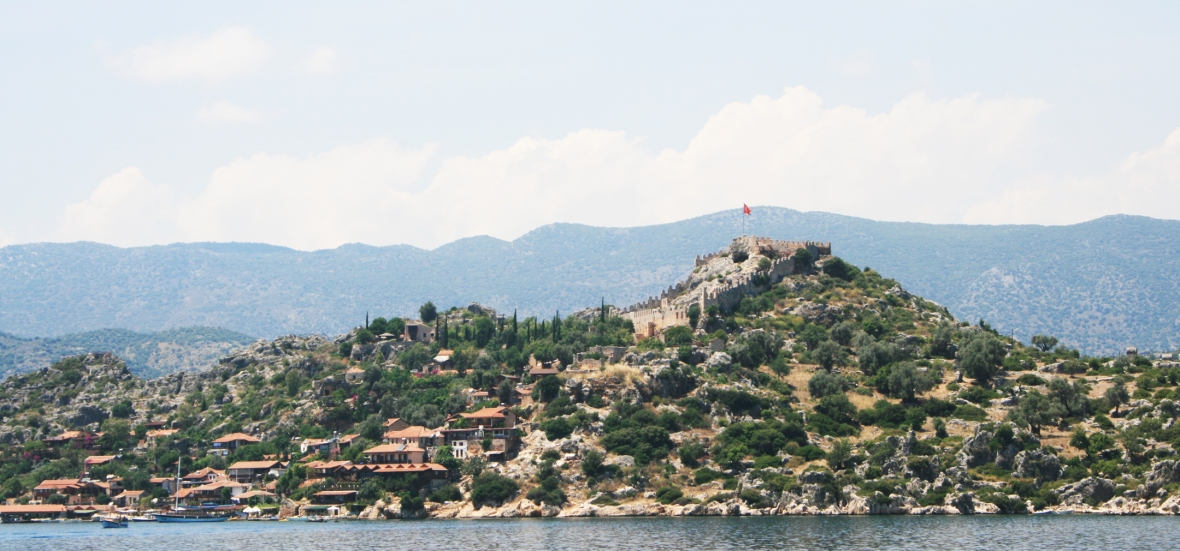 Turquoise Coast, Kalekoy Village, Kekova Island, Turkey, travel photography, turkey travel photography