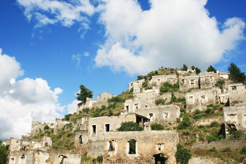 Kayakoy Village, Turkey, travel photography, travel photos