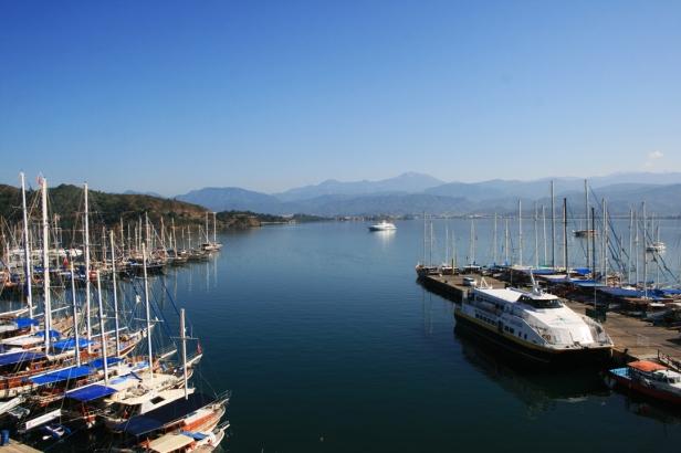 Fethiye, harbour, Turkey, travel photos, travel photography