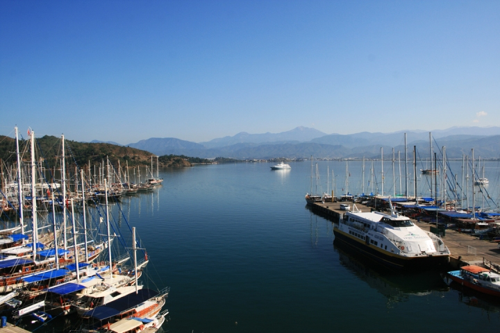Fethiye, harbour, Turkey, travel photos, travel photography