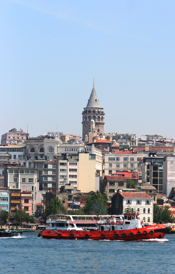 Istanbul photography, Galata Tower, Istanbul, Turkey, travel photography
