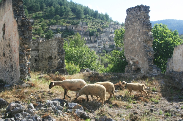 Kayakoy, village, Turkey, Fethiye, travel photography, travel photos