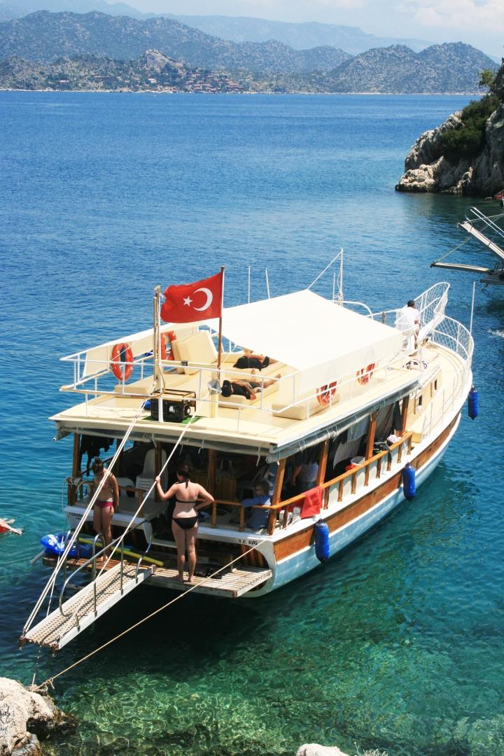 sailing, Turquoise Coast, Turkey, travel photography, travel photos