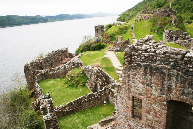 Scotland photography, Scotland photos, Urquhart Castle, Castles in Scotland, Castles of Scotland
