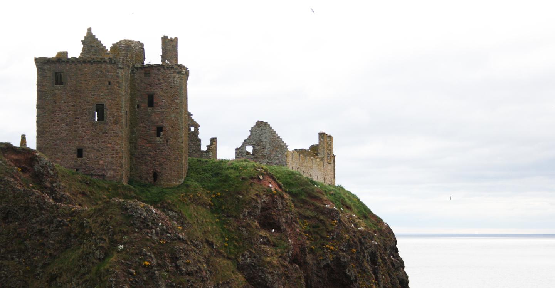 Dunnottar Castle, Scotland photography, castles in scotland