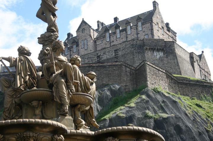 Scotland photography, Scotland photos, Edinburgh Scotland, Edinburgh Castle, Edinburgh, travel, photography