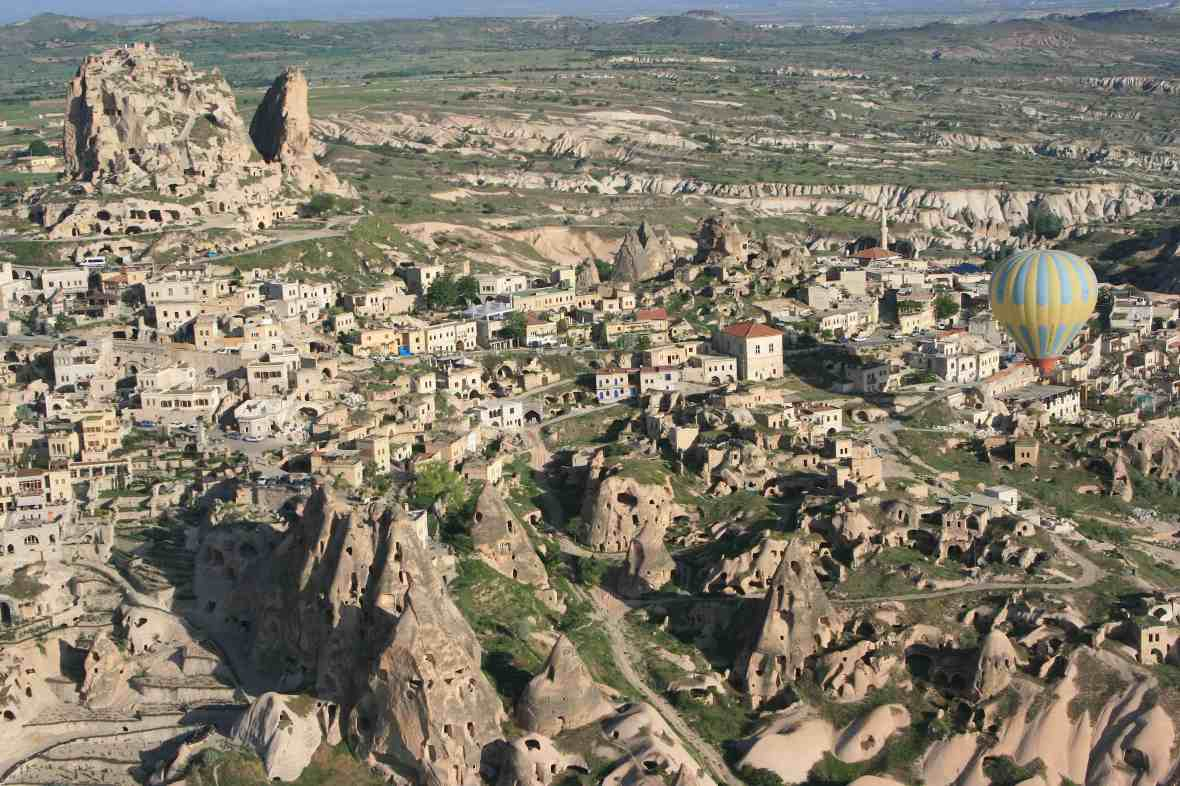 travel, photography, photos, Cappadocia, Turkey, Uchisar, Visit Turkey