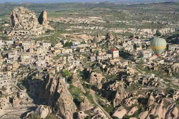 travel, photography, photos, Cappadocia, Turkey, Uchisar, Visit Turkey