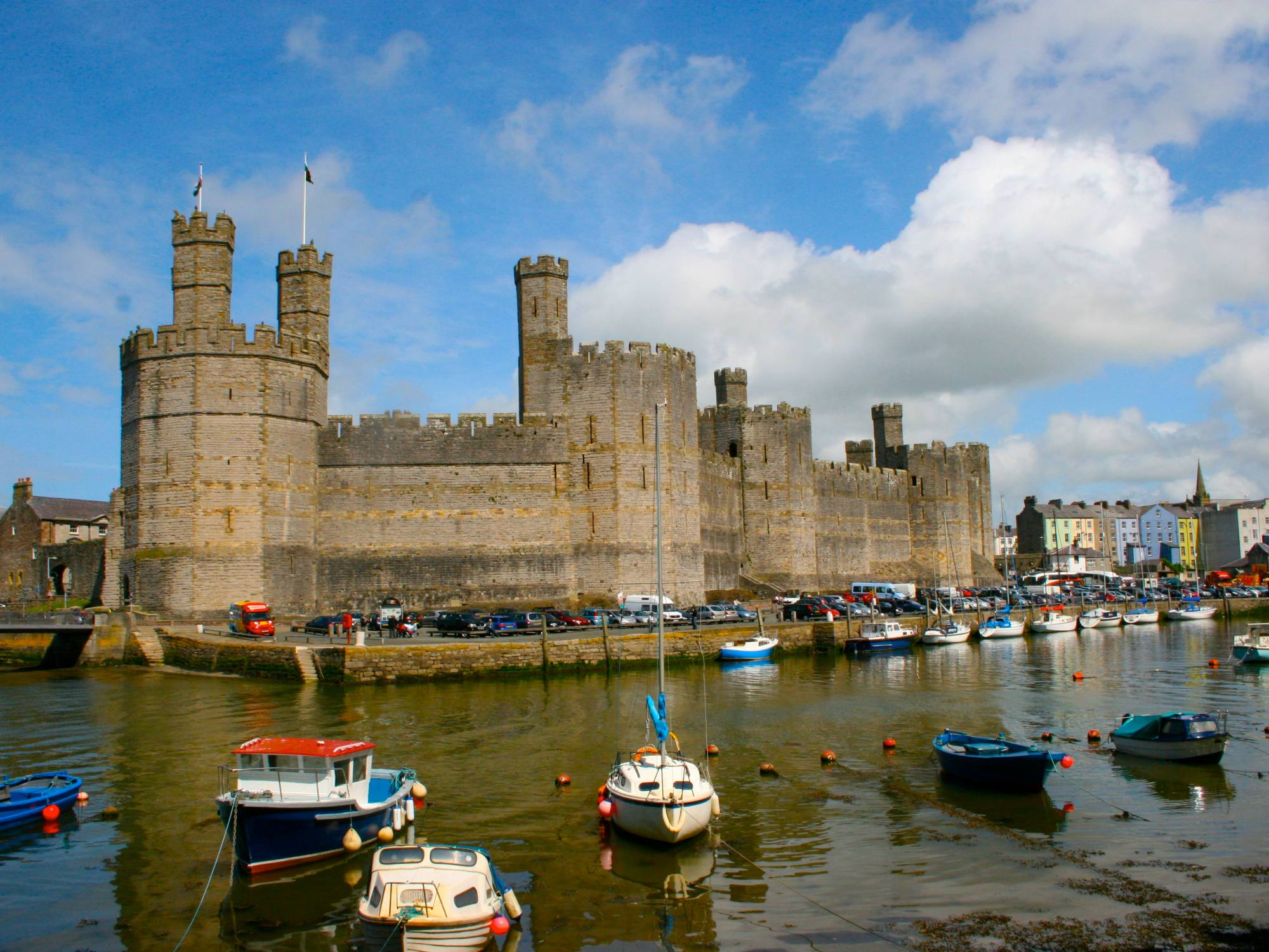 travel photography, Wales photography, castles of wales, Caernarfon Castle, travel photos