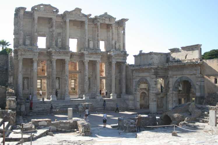 Celsus Library, Ephesus Turkey, Ephesus Ruins, travel photos, travel photography, Turkey travel photography, Turkey travel photos, Ephesus Ruins, Ruins of Ephesus