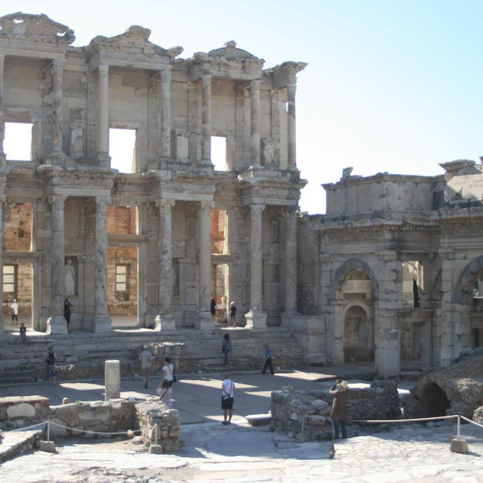 Celsus Library, Ephesus Turkey, Ephesus Ruins, travel photos, travel photography, Turkey travel photography, Turkey travel photos, Ephesus Ruins, Ruins of Ephesus