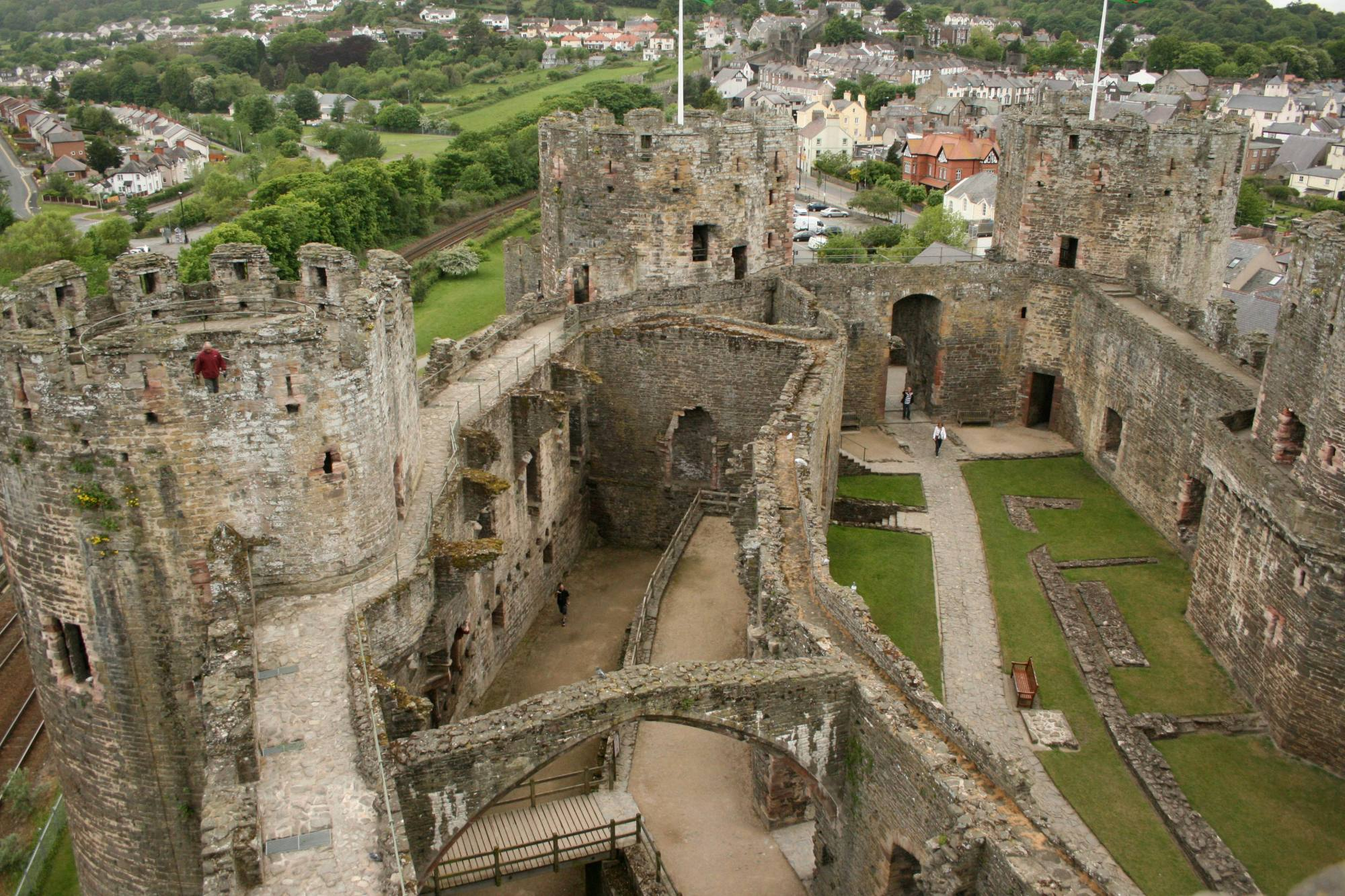 Conwy Castle, Conwy, Wales, north Wales, travel, photography, travel photography, castles of wales