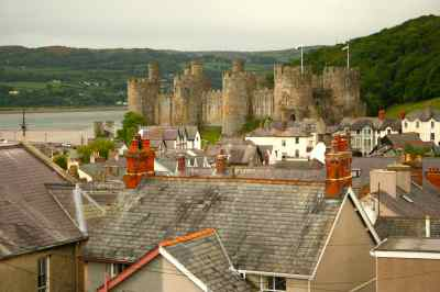 Conwy Castle, Conwy, Wales photography, travel photography, castles of wales, castles of north wales