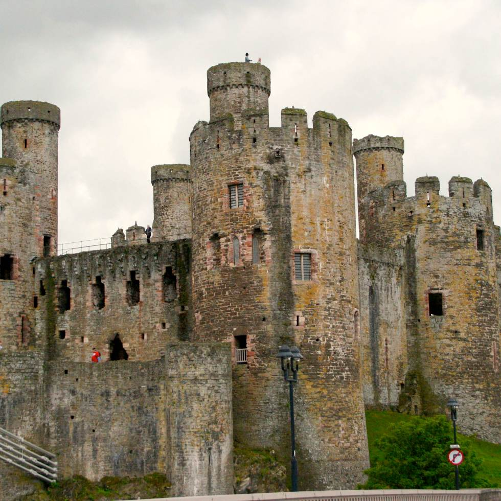 Conwy Castle, travel, photography, Wales photography, castles of wales