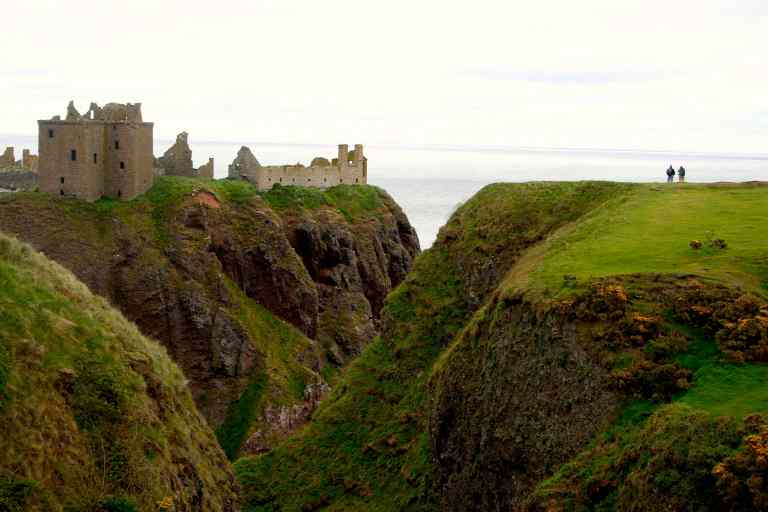 Dunnottar Castle, travel, photography, Scotland photography, castles of scotland