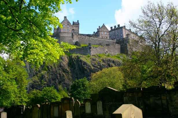 travel, photography, Edinburgh, Scotland, Edinburgh Castle, scotland photography