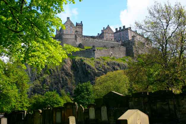 travel, photography, Edinburgh, Scotland, Edinburgh Castle, scotland photography