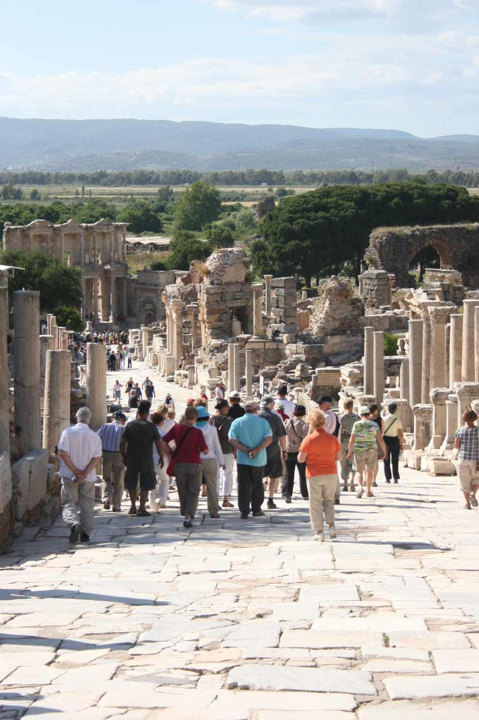 Ephesus Ruins, Ephesus, Turkey, travel photos, Ancient City of Ephesus