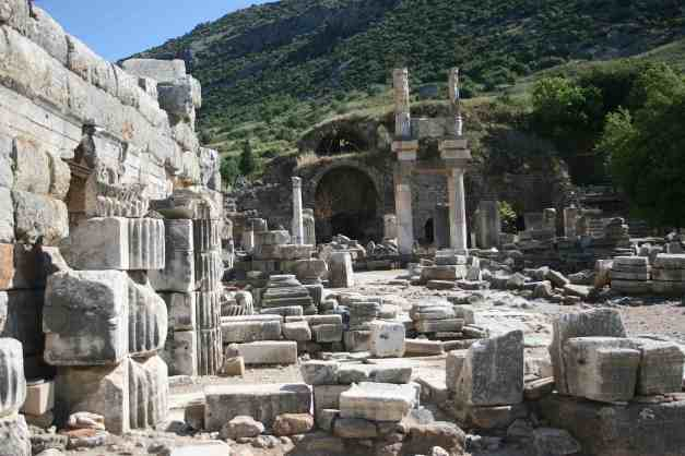 Ephesus, Turkey, travel photography, photos, ancient city of ephesus, ephesus ruins