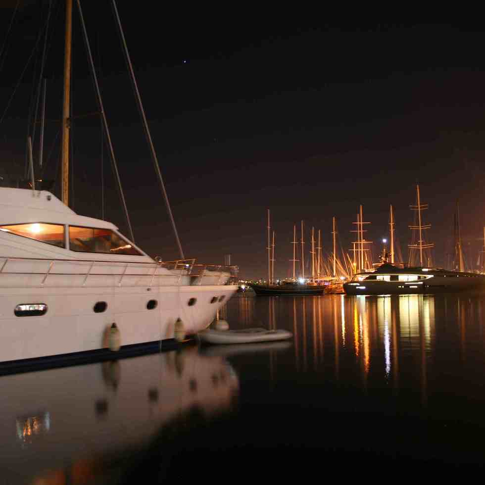 travel, photography, photos, Fethiye, Turkey, harbour, night, Visit Turkey