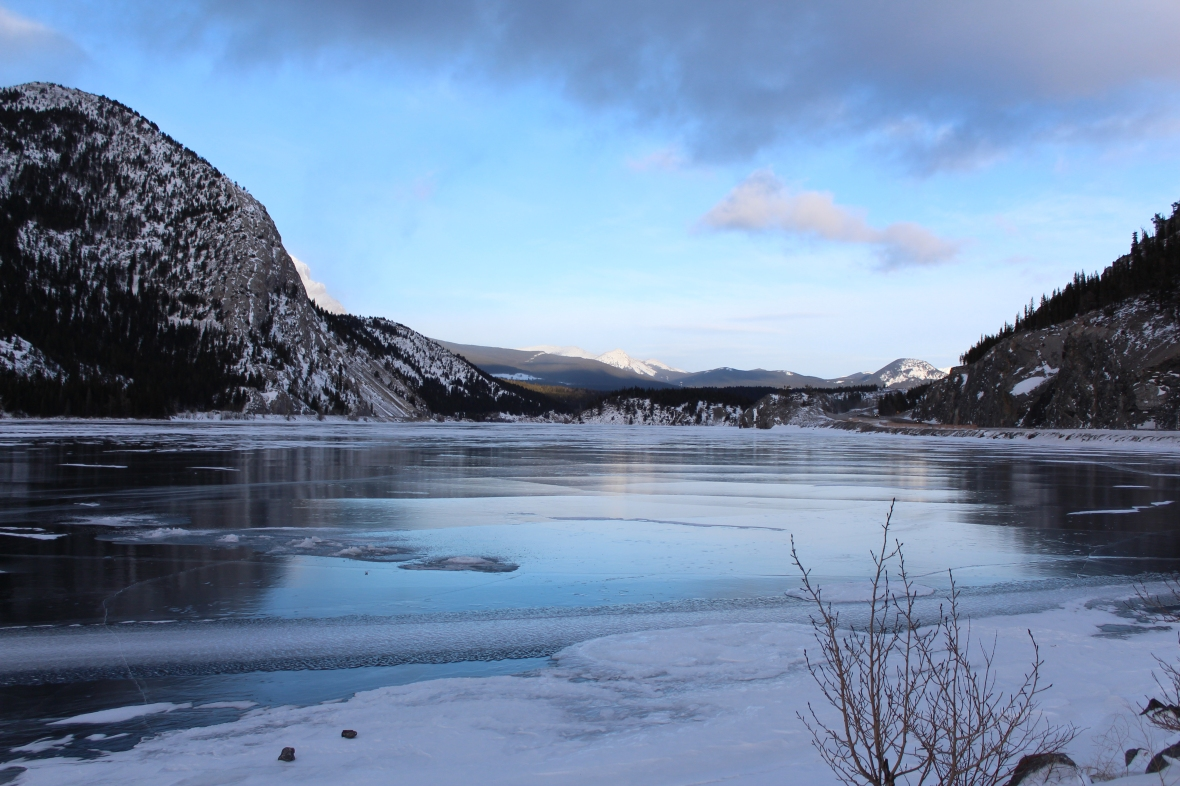 Crowsnest Pass, Crowsnest Lake, Alberta, Canada Travel Photography, travel photography