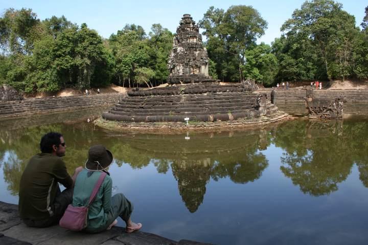 Visit Cambodia, Neak Pean, Cambodia, Angkor Wat, Siem Reap, travel, photography, photos