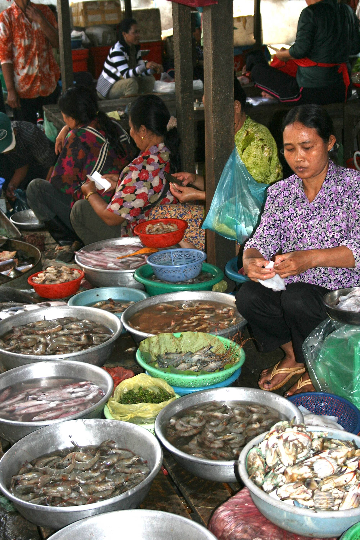 Phnom Penh, Cambodia, travel, photography, photos, Russian Market