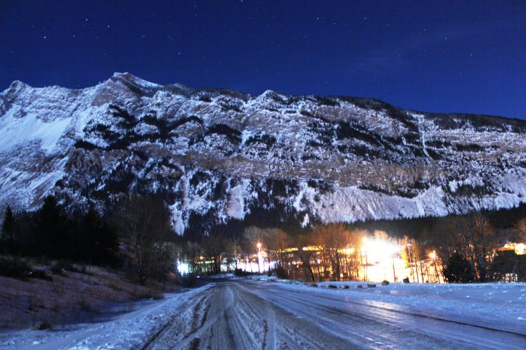 Turtle Mountain, Frank, Frank Slide, Crowsnest Pass