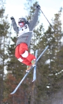 Canadian Series, moguls, Castle Mountain Resort