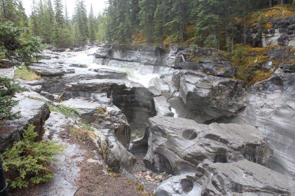 Jasper, Alberta, Jasper National Park, Maligne Canyon, travel, photo,