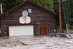 High River, flood, 2013, photography, photos, Wallaceville,