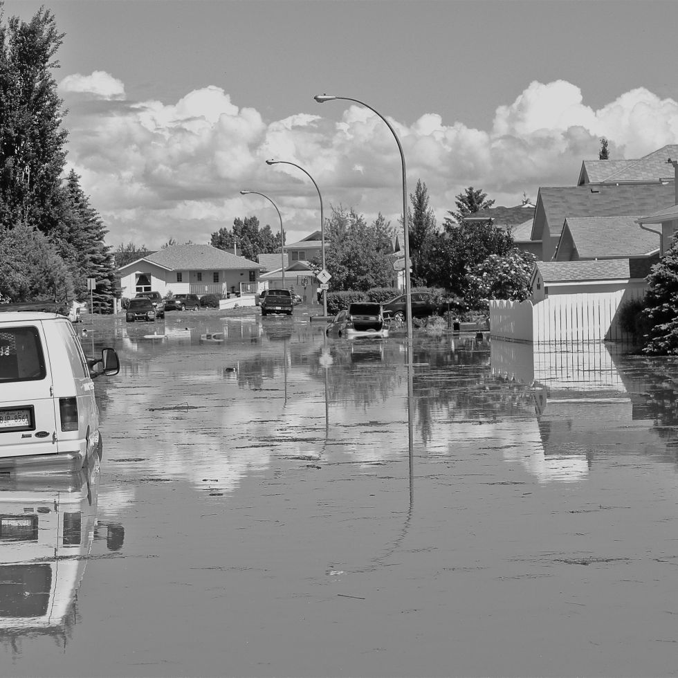 High River, Alberta, flood, 2013, High River Flood, disaster, natural disaster