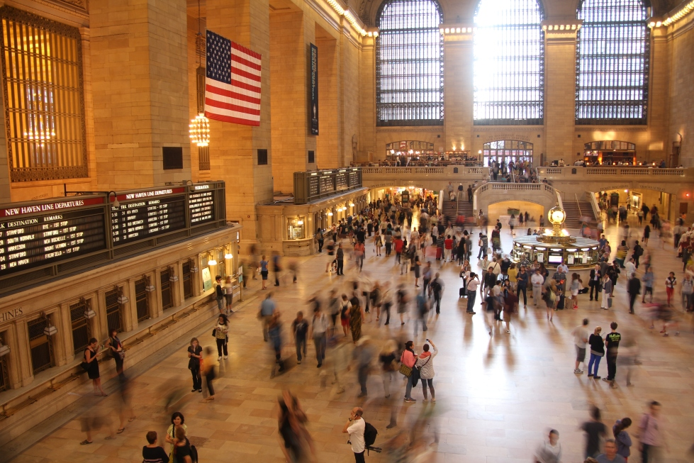 Grand Central Station, New York, travel, photography, photos