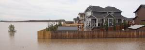 High River, flood, 2013, Hampton Hills, flooded, devastation