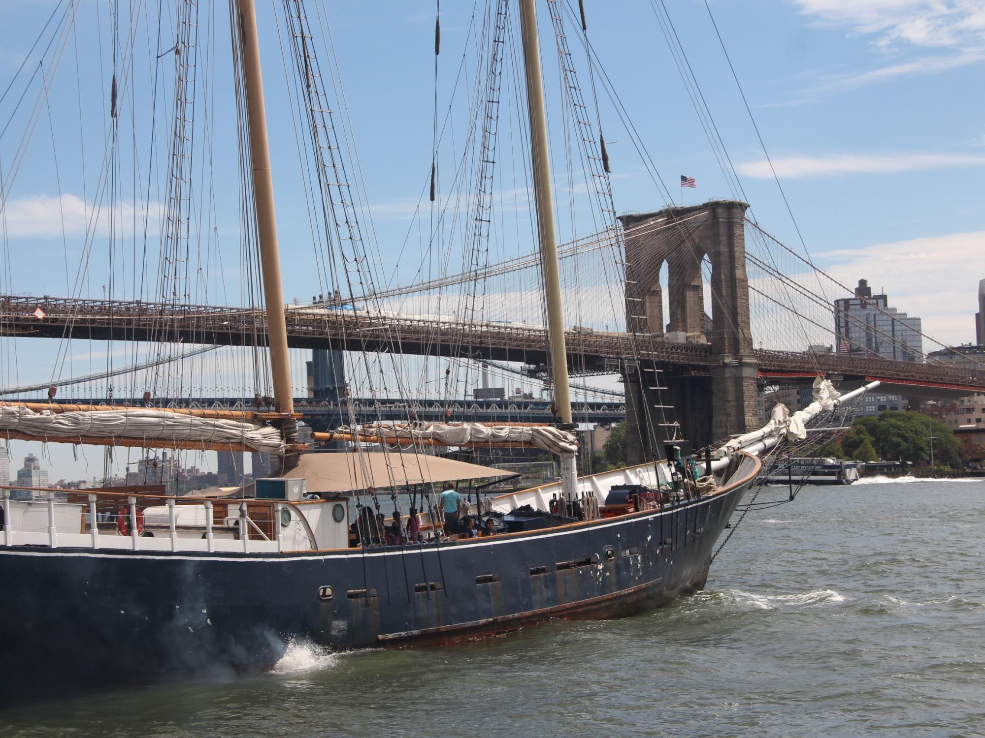 Clipper City, tall ship, New York, travel, photography, photos