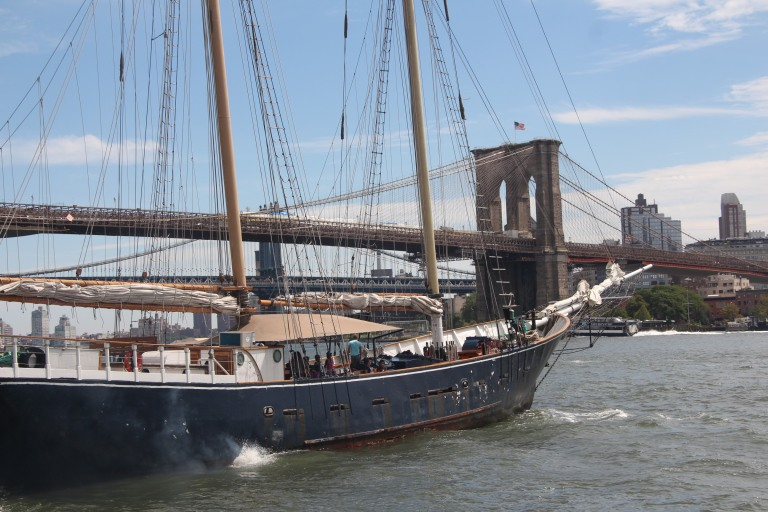 Clipper City, tall ship, Clipper City Tall Ship, New York, travel, photography, Brooklyn Bridge, Visit New York City, Visiting New York City, New York City travel, New York travel, things to see in New York City, things to see in New York