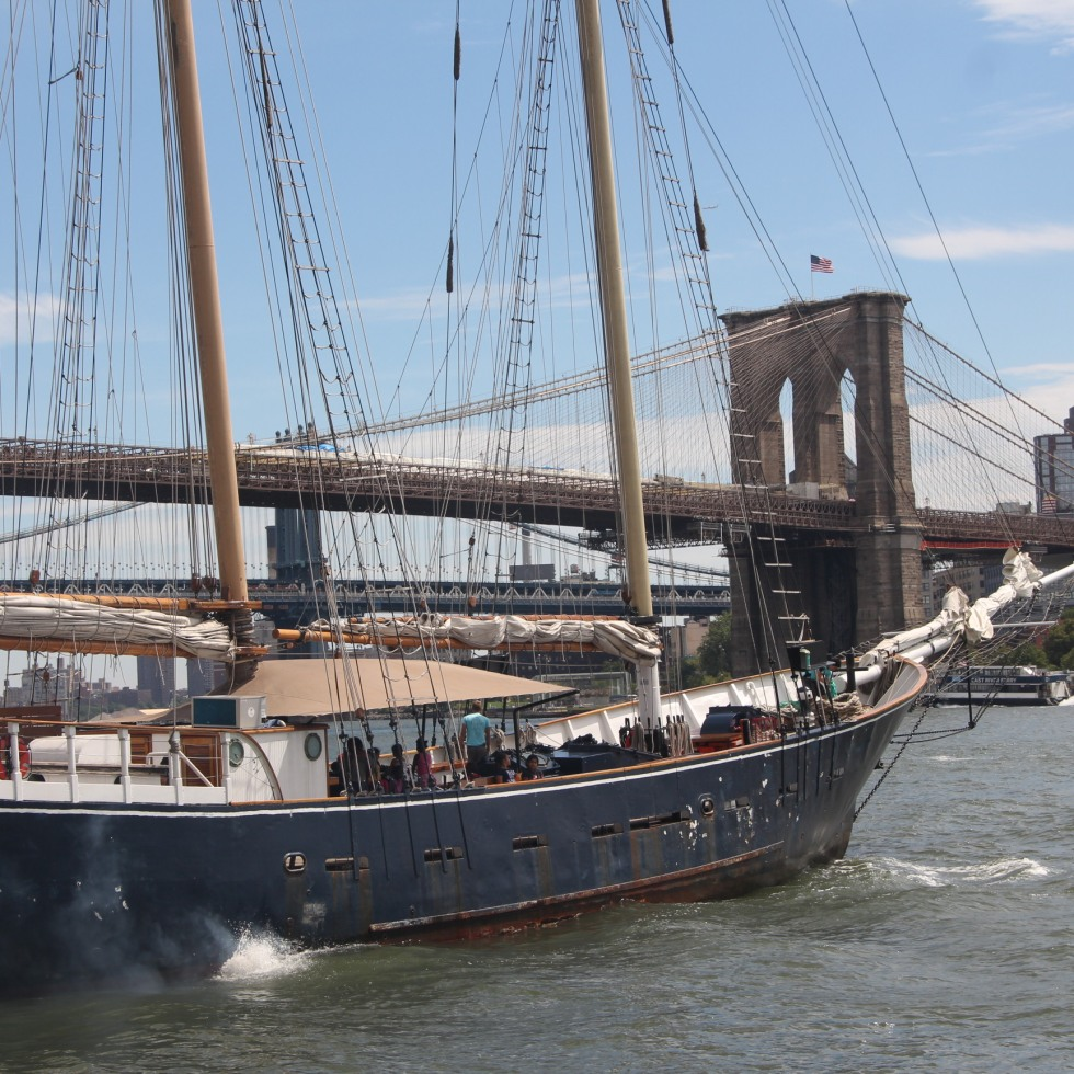 Clipper City, tall ship, New York, travel, photography, photos