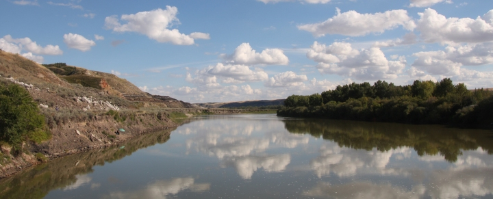 Drumheller, Alberta, travel photography, travel, photography, photos, Star Creek Suspension Bridge, Canada photography, Canada photos, Canada travel photography, Drumheller photography