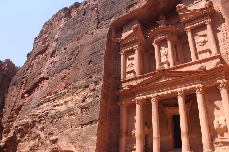 City of Petra, Petra Jordan, Petra Treasury, Petra, Jordan, Treasury