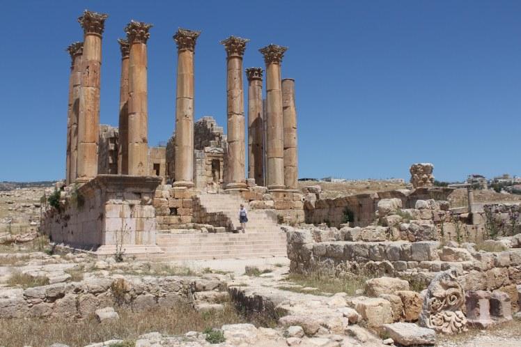 Jerash, travel, photography, travel photography, ancient, Roman, ruins, Jordan, photos